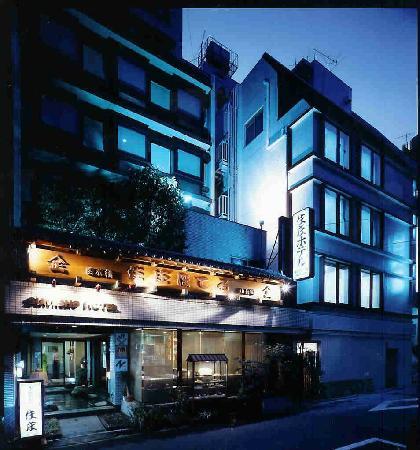 Sumisho Hotel: exterior
