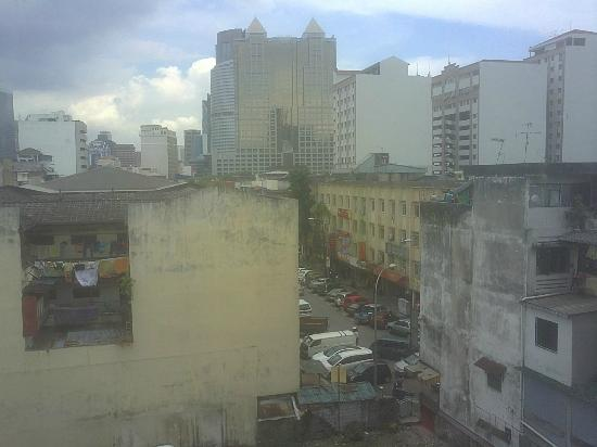 Smile Boutique Hotel : View from room