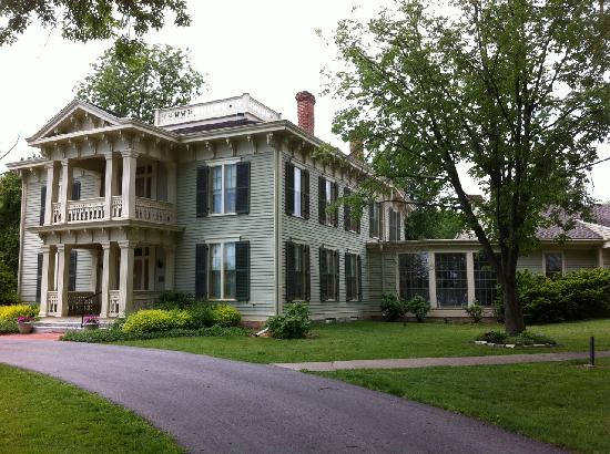 Graceland Museum Audrain County Historical Society Mexico