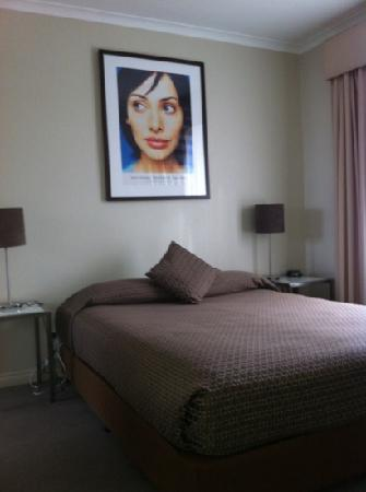 Forrest Hotel And Apartments: cute an comfortable 1 bed apt