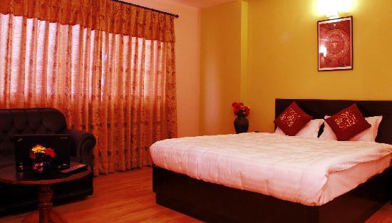 كاسكايد هوتل: Guest Room