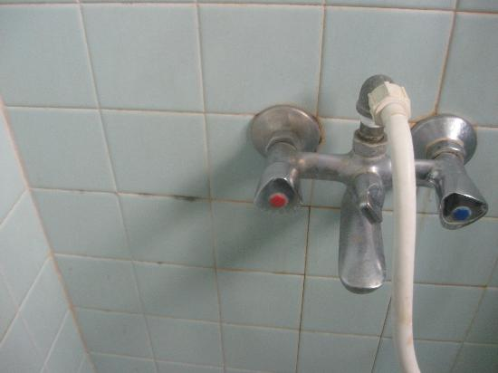 Hai Au (Seagull) : bit of mold/mildew in shower