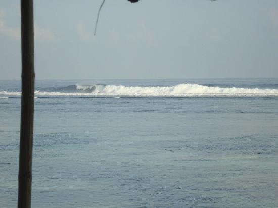 Bolinao, Filippinerna: Cool surf!