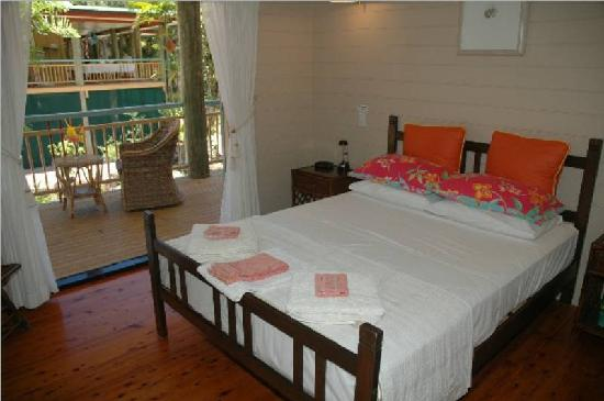 Licuala Lodge: Queen Room