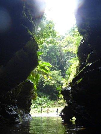 Millennium Cave