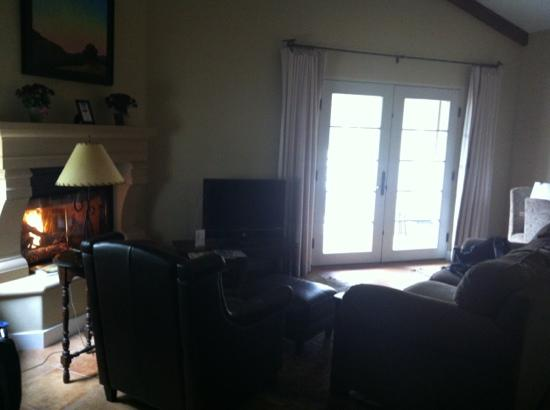 Su Nido Inn - Your Nest In Ojai: sitting area