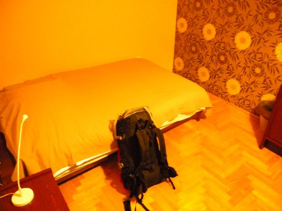 Cracow Old Town Guest House: the big bed