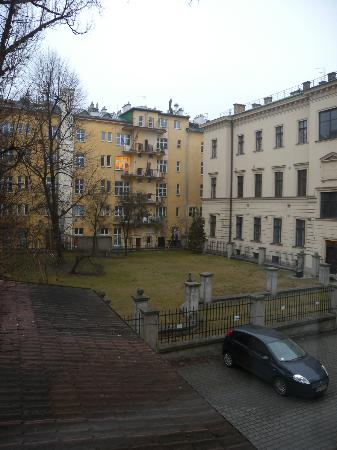 Cracow Old Town Guest House: view from the room