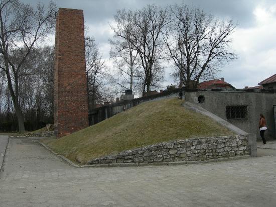 Krakow Tours by Point Travel DMC : Auschwitz 1 Crematorium