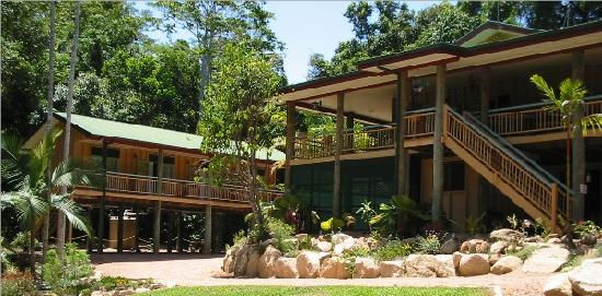 Licuala Lodge: Guest Rooms - separate to the main house