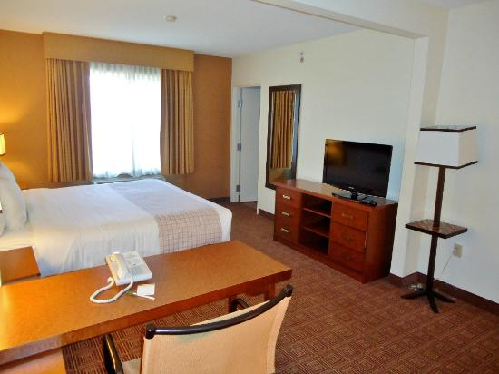 La Quinta Inn & Suites Bannockburn-Deerfield : Room
