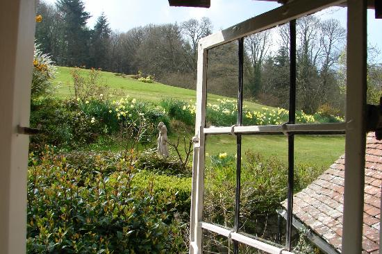 Castle of Comfort Country House: View from Wordsworth Room