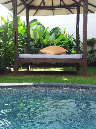 Amor Bali Villa: Gazebo