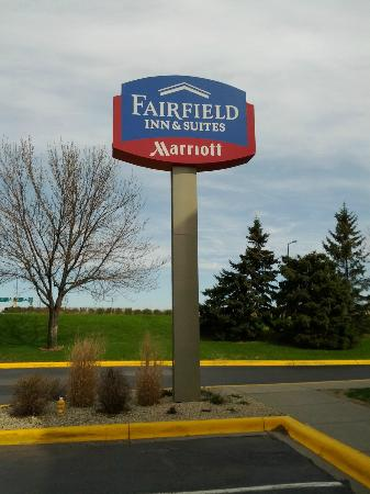 Fairfield Inn & Suites Minneapolis Bloomington/Mall of America: Signage