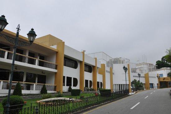 Pousada de Mong-Ha: Hotel - Front