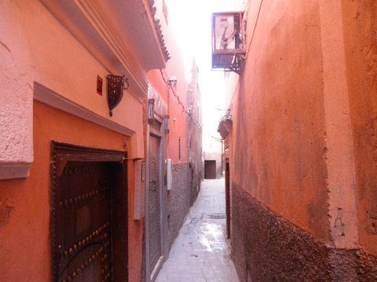 Origin Hotels Riad El Faran: enter du riad