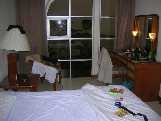 Harbour Inn: interior of room 313