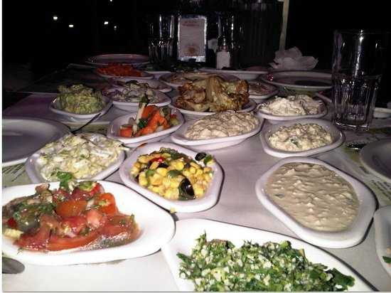 Jaffa, Israel: Starter Selection!!