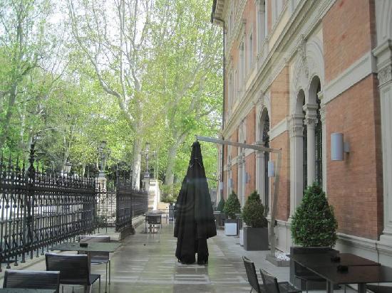La terrazza - Foto di I Portici Hotel, Bologna - TripAdvisor