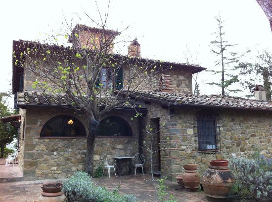 Agriturismo Casanova - La Ripintura: Main building