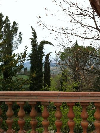 Agriturismo Casanova - La Ripintura: View from terrace