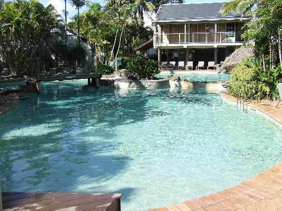 Islander Noosa Resort: what a pool