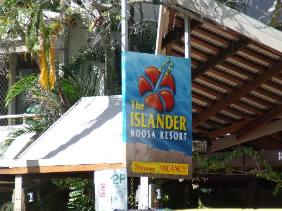 Islander Noosa Resort: here it is