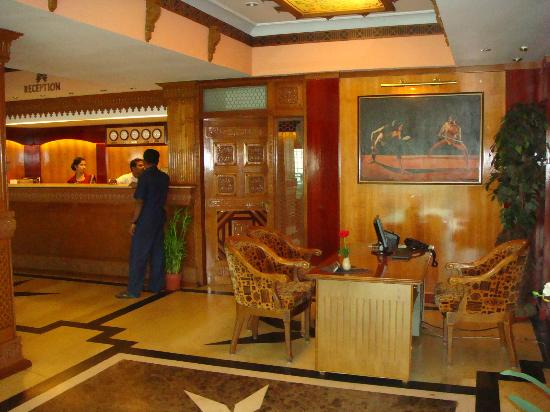 The Surya, Luxury Airport Hotel: Reception