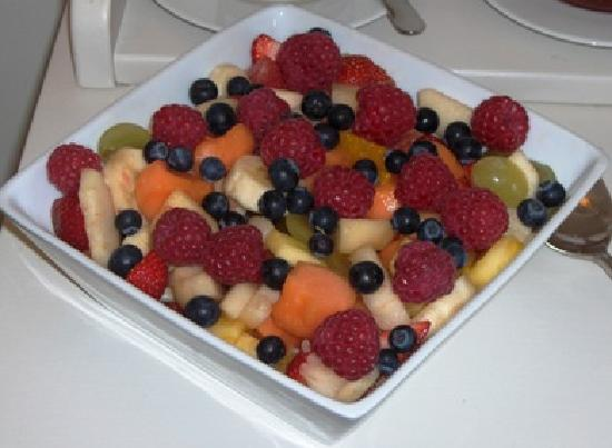 Magnolia: Delicious breakfast