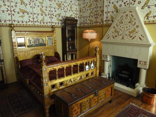 Tiverton, UK: Medieval room