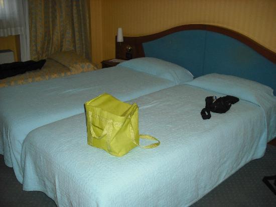 Donizetti Hotel : Zimmer 102