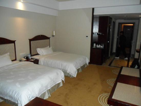 Country Garden Phoenix Hotel Huangshan : entrance