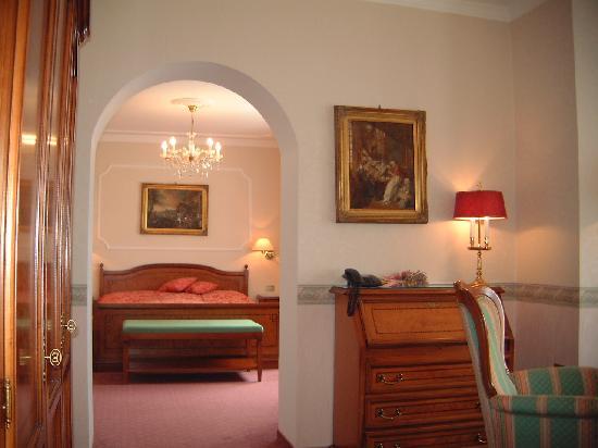 Hotel Alexander: Luxussuite