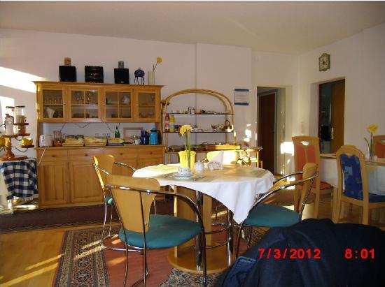 Hotel Gotland: buffet