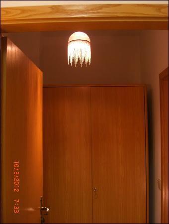 Hotel Gotland: Diele vorm Zimmer