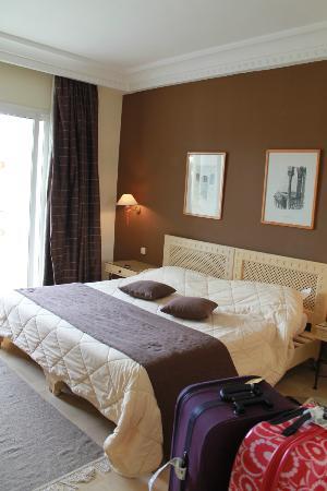Vincci Flora Park: Our Bedroom