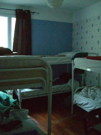 Caulaincourt Square Hostel: 部屋