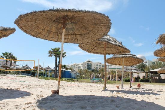 Vincci Flora Park: Vincii Flora Park Beach