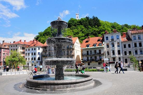 Любляна, Словения: Copyright: Tourism Ljubljana (photo by: Dunja Wedam)