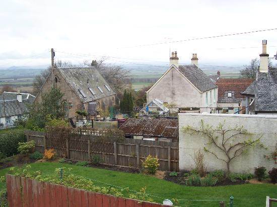 The Cross Keys: View from double room