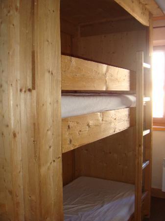 Bunk Beds Picture Of Les Deux Alpes 1800 Les Deux Alpes Tripadvisor