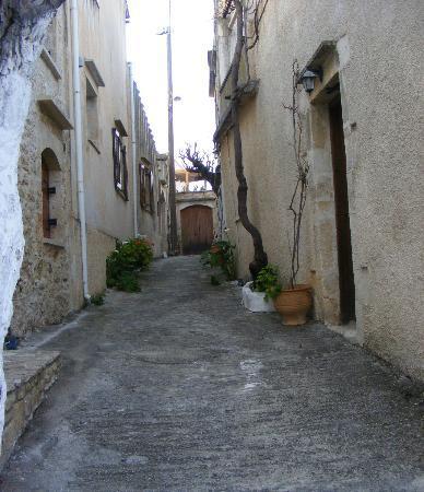 Natalia's House: Douliana street