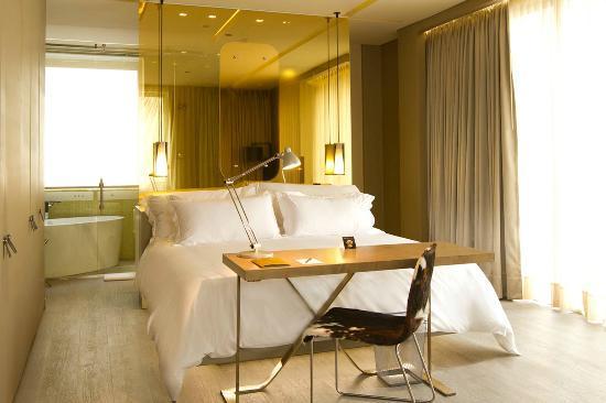 B.O.G. Hotel A Member of Design Hotels: Habitación superior, aquí estuve...