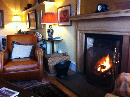 Archiestown Hotel and Bistro: the lounge