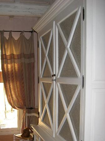 La Banastière : arredamento chambre Flamant