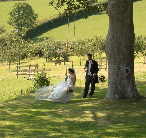 Lantallack Getaways: A beautiful wedding venue to get married too!