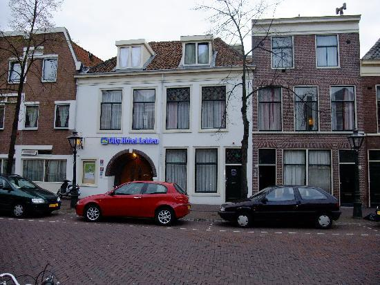 Best Western City Hotel Leiden: The outside of the hotel