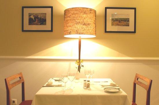 Sao Jose Hotel: Restaurant