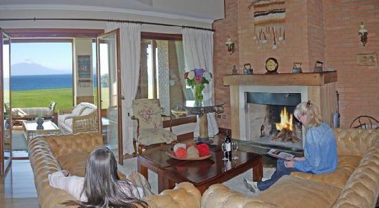 Casa Molino : Living