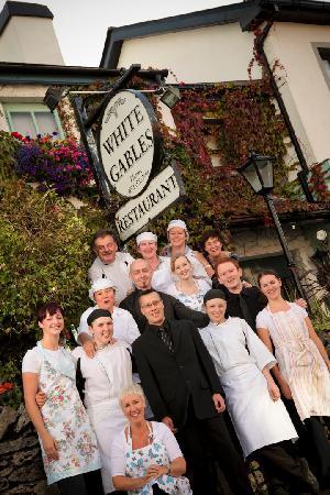 White Gables Restaurant: White Gables Galway